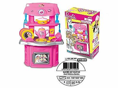Barbie şef mutfak Bornova