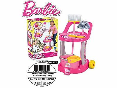 Barbie temizlik arabası Bornova